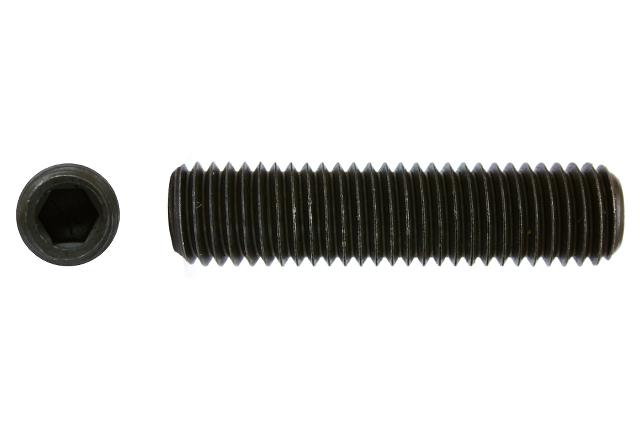 100 piezas 12,9 aleaci/ón de llaves Allen casquillos gorra tornillos UNC #8-32 x 1//5,08 cm